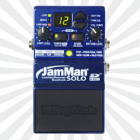 Digitech Jamman Solo Review