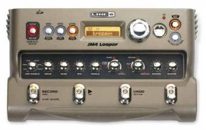Line 6 JM4 Looper Pedal Review