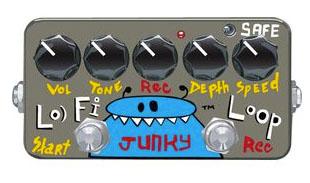 Zvex Lo-Fi Loop Junky
