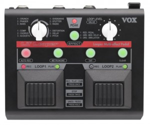 Vox Looper - Lil' Looper Multi Effects Pedal