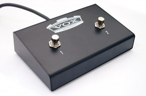 Vox Looper - Optional VFS2 Footswitch