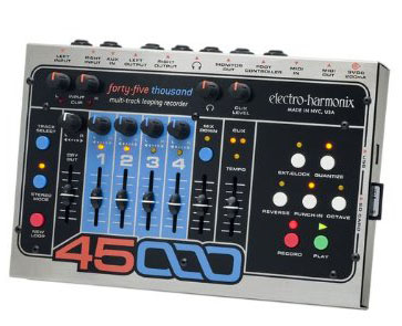 Electro-Harmonix 45000 Review