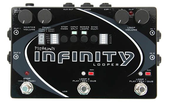 Pigtronix Infinity Review