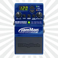 Digitech Jamman Solo XT Looper Review
