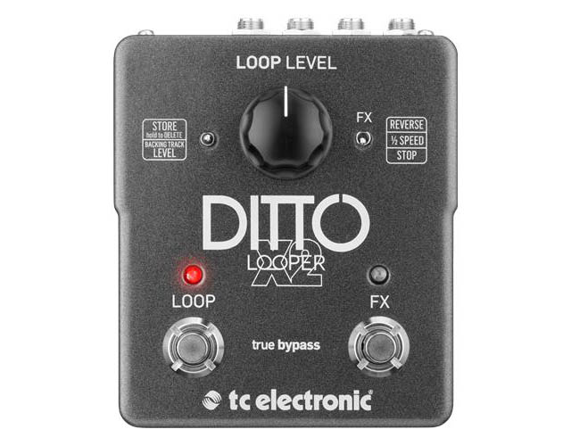 TC Electronic Ditto X2 Looper Review