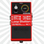 Boss RC-1 Loop Station Review