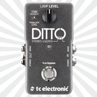 tc electronic ditto stereo looper review looper pedal reviews. Black Bedroom Furniture Sets. Home Design Ideas